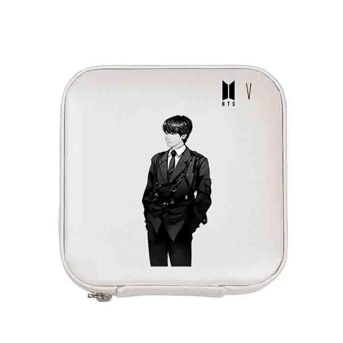 BTS X CONVENIENT JEWELRY BOX