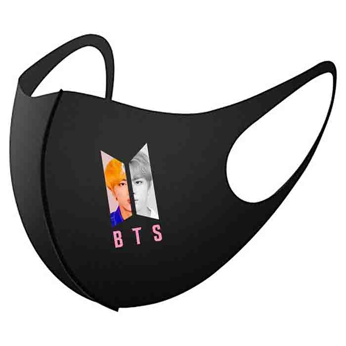 BTS X HANGING EAR MOUTH MASK