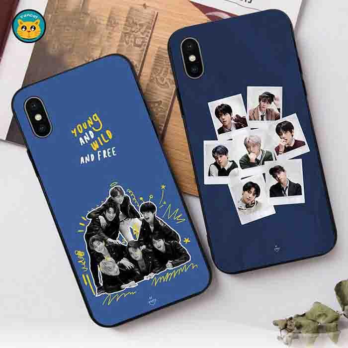 BTS X iPhone Case