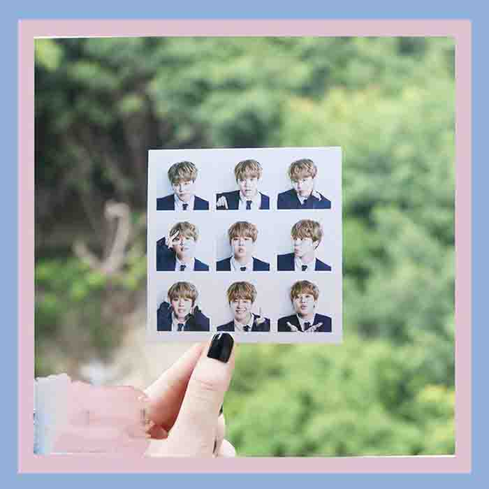 BTS X JIMIN ARMY BOX