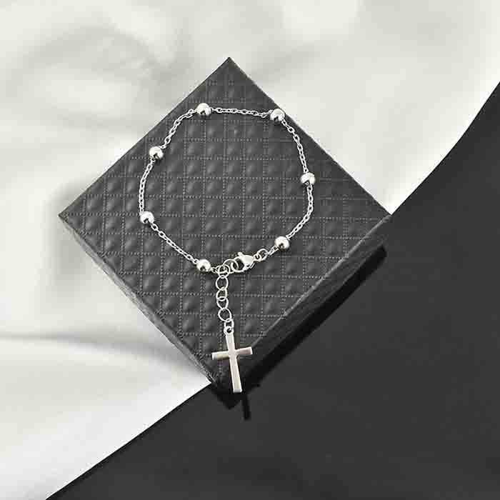 BTS X jimin cross bracelet