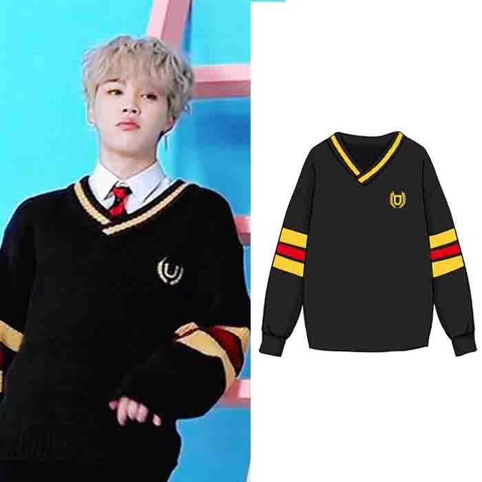 BTS X Jimin Sweater