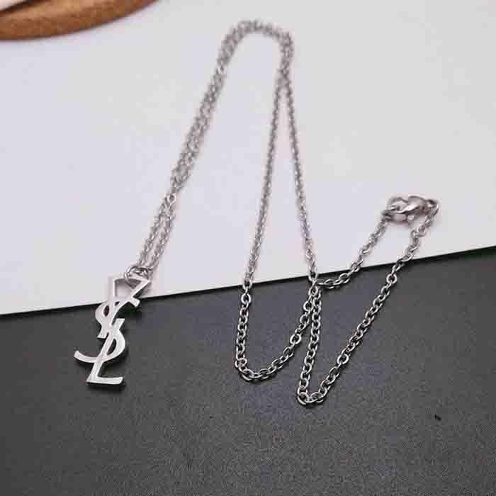 BTS X JIMIN Titanium Steel  Necklace