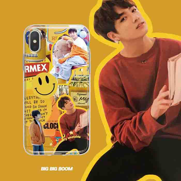 BTS X jungkook phone case