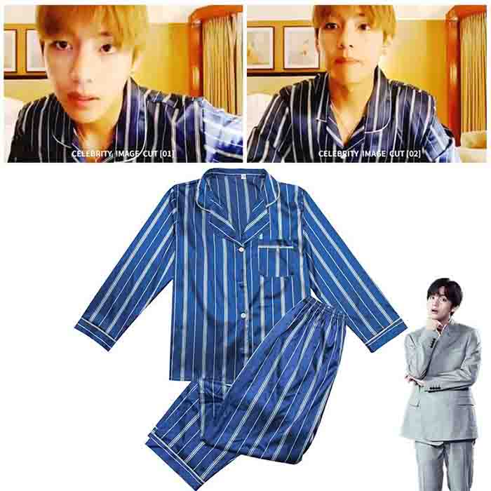 BTS X Kim Taehyung Pajamas
