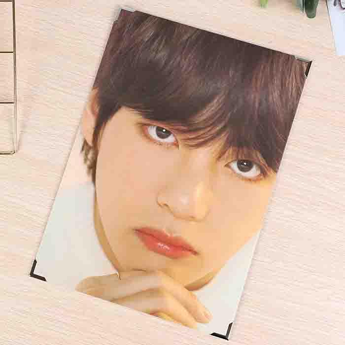 BTS X LOVE YOURSELF Photo frame