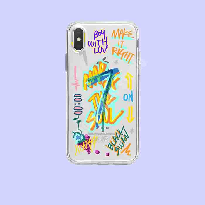 BTS X  Map of the Soul :7 Phone Case