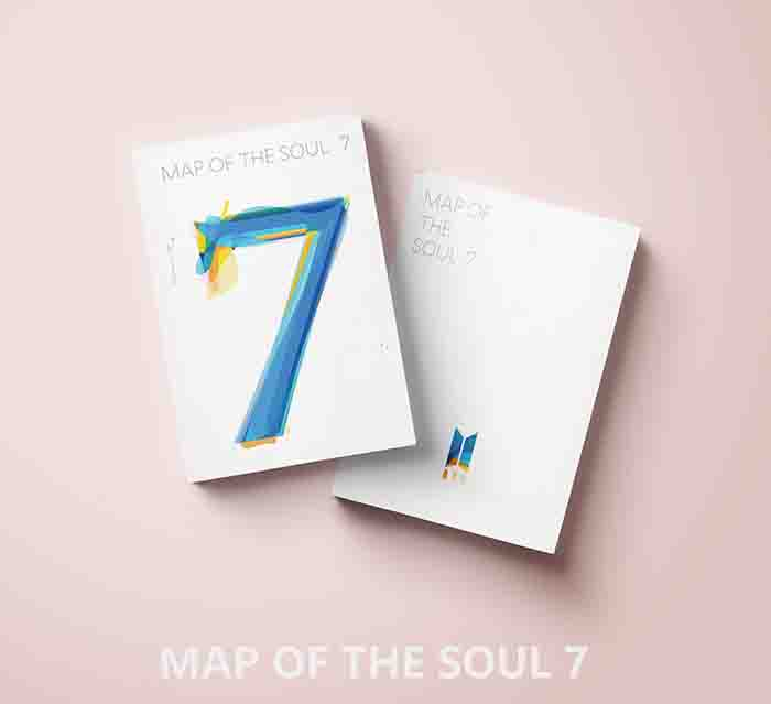BTS X MAP OF THE SOUL : 7 Photo Album