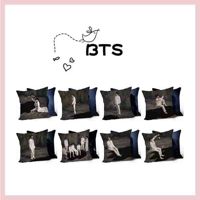 BTS X Map of the soul :7 Pillow