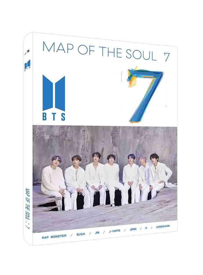 BTS X MAP OF THE SOUL : 7 Postcards&Photo Album