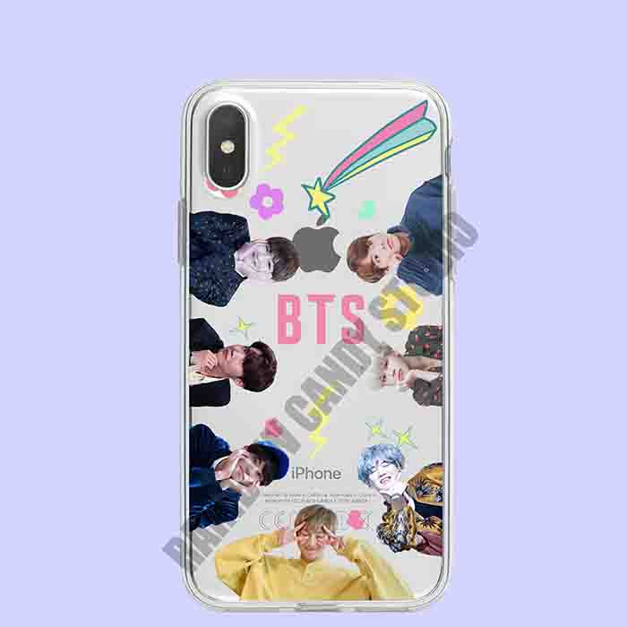 BTS X PHONE CASE