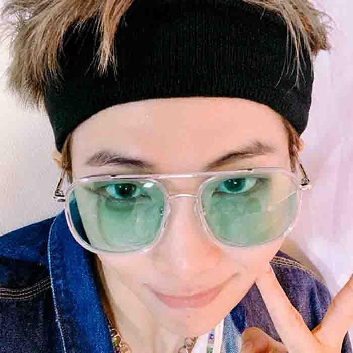 BTS X RM Sunglasses