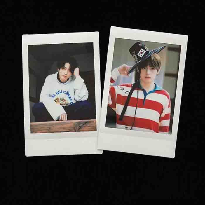 BTS X summer photograph