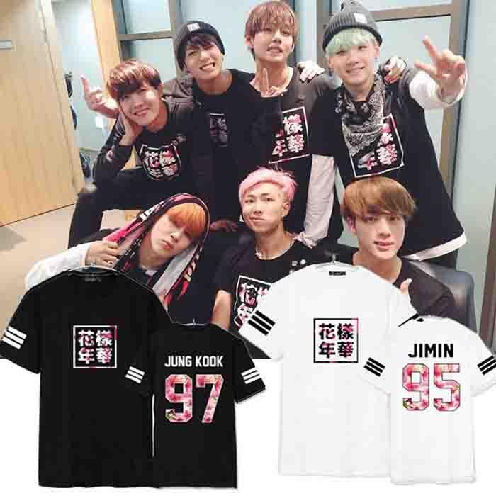 BTS X T-shirt