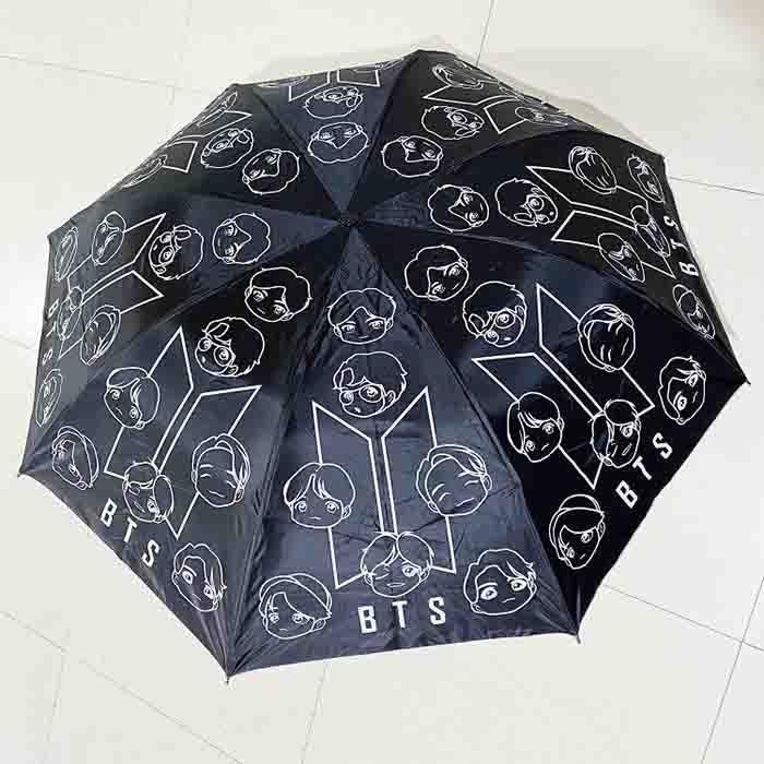 BTS X umbrella
