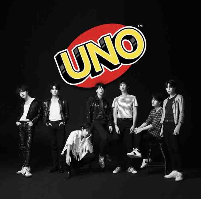 BTS X UNO