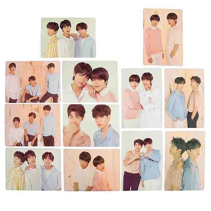 BTS X Card