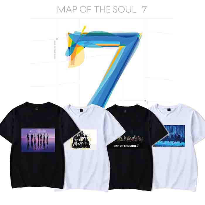 MAP OF THE SOUL 7 T-SHIRT